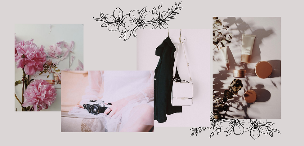 SAFANIAStudio website header moodboard.p