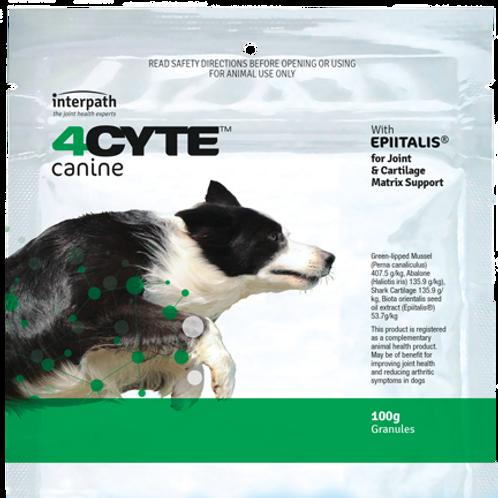 4Cyte Granules Canine 100g