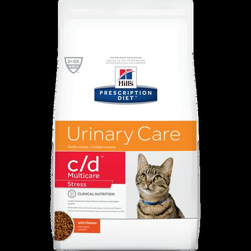 Hills Prescription C/D Multicare Feline Stress 1.5kg