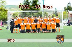 98 boys 4