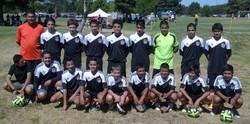 99 Boys at CAL CUP 2014
