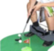 toilet gift for men kids golf set