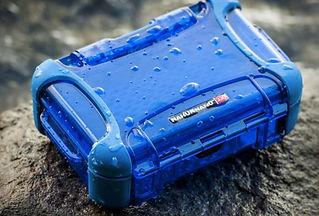 Nanuk 330-0001 Nano Series Waterproof Large Hard Case for Phones, Cameras and Electronics