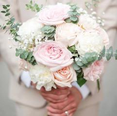 Beautiful classic bouquet