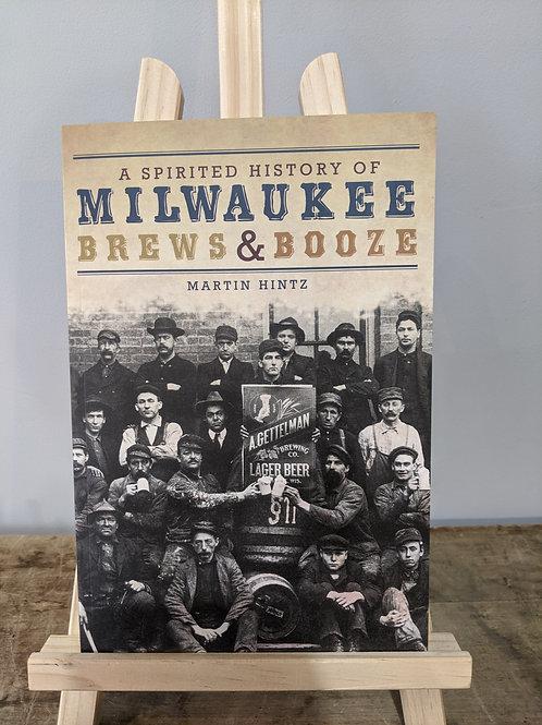 Milwaukee Brews & Booze Book