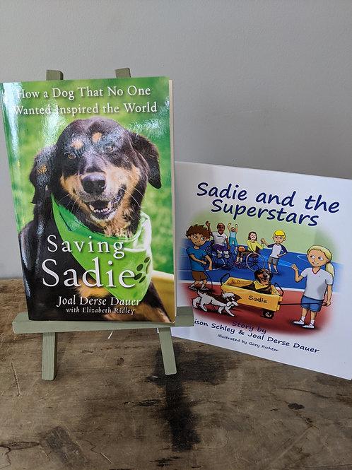 Saving Sadie Books