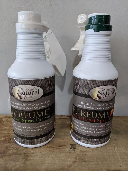 Dr. Jodie`s Natural Pets Furfume & Furfume Fire