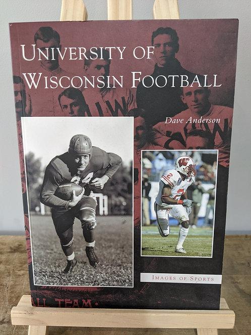 University Of Wisconsin Football Book