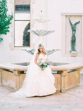 Beautiful bridal shoot