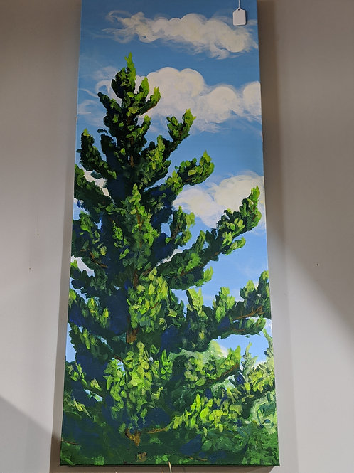 Local Artist Painting