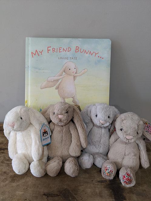 Mini Bunnies & Book