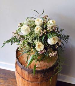 Half Dozen Roses Vases
