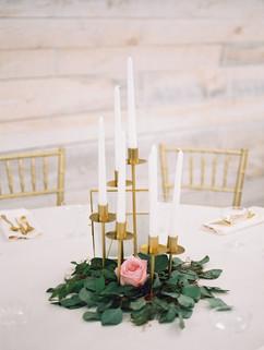 Wedding event floral design