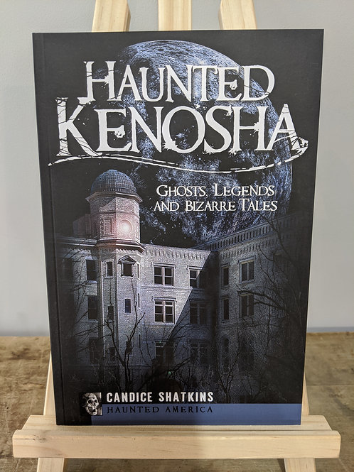 Haunted Kenosha Book