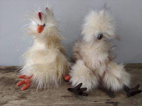 Jellycat Chickens