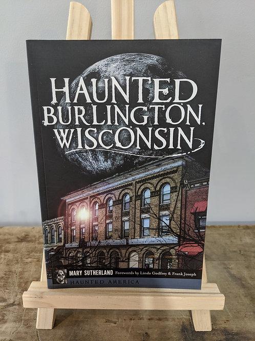 Haunted Burlington WI Book