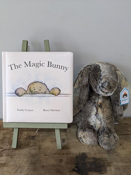 Jellycat Book & Bunny