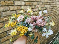 Gorgeous colorful bouquet