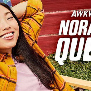 Awkwafina Is The Voice of The Subway In NYC This Week