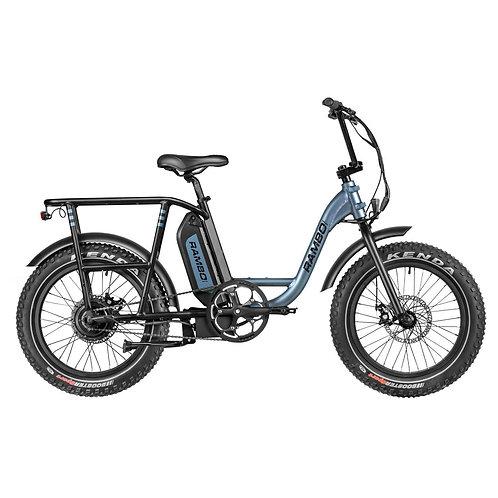 Rambo Rooster Electric Bike Side