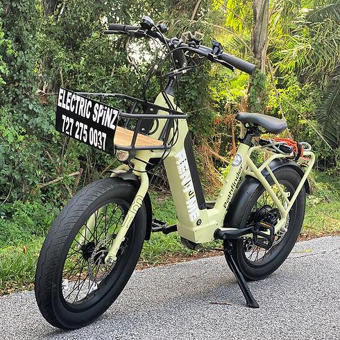 Electric bike rentals near me