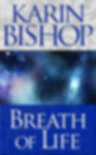 "Karin Bishop: ""Breath of Life"" on Kindle"