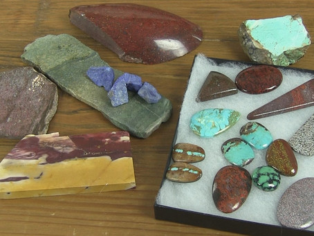 Rocks, Cabs, Slabs...What is the difference?
