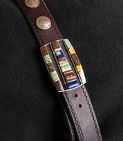 Inlay Belt Buckle