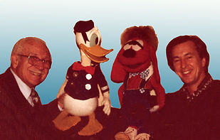 Valentine Vox with Clarence (Ducky) Nash 1982.jpg