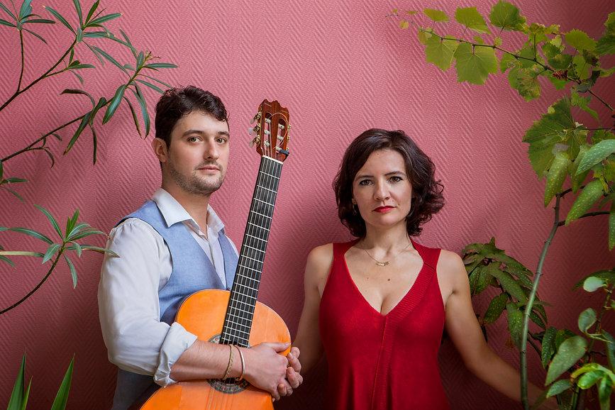 Inès Canameras, Jeromo Delor - Manzanilla © Antonin Amy Menichetti