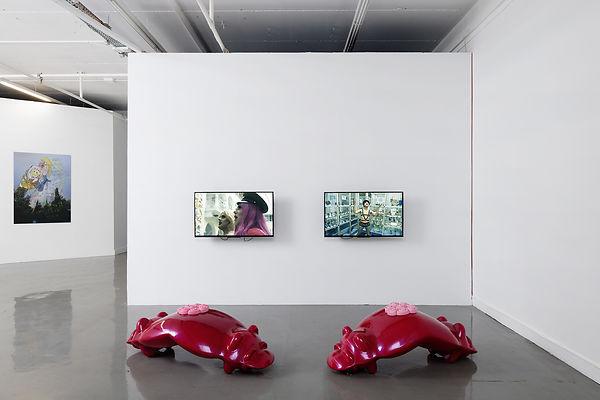 Exhibition view_Brossard _ Villard, Sobc