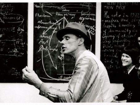 L'Université Libre Internationale de Joseph Beuys : art, pédagogie et engagement politique