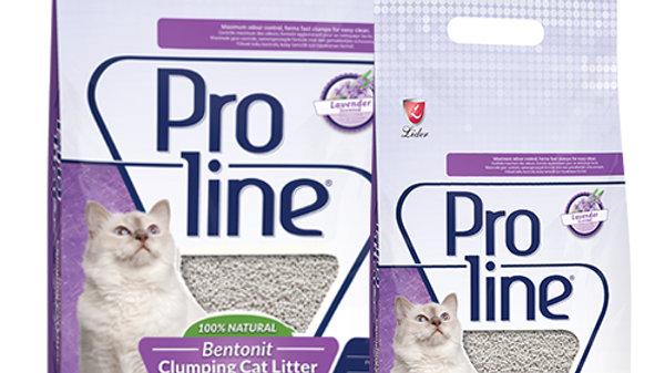 Promoción 4 sacos arena sanitaria ProLine 4.25 kilos