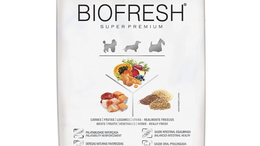 Biofresh Super Premium para perros adultos raza mini y pequeña