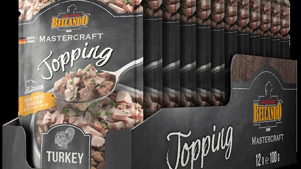 BELCANDO® Mastercraft Topping Turkey Pavo