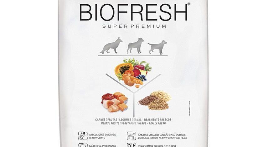 Biofresh Super Premium para perros adultos raza grande y gigante