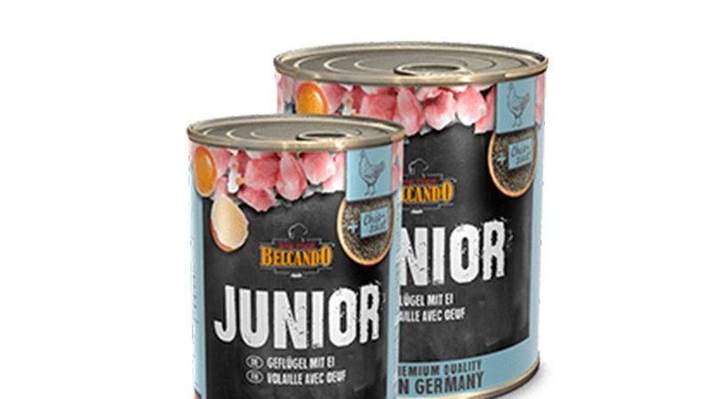 Belcando® Junior Ave con Huevo