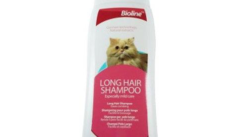 Shampoo para gatos de pelo largo