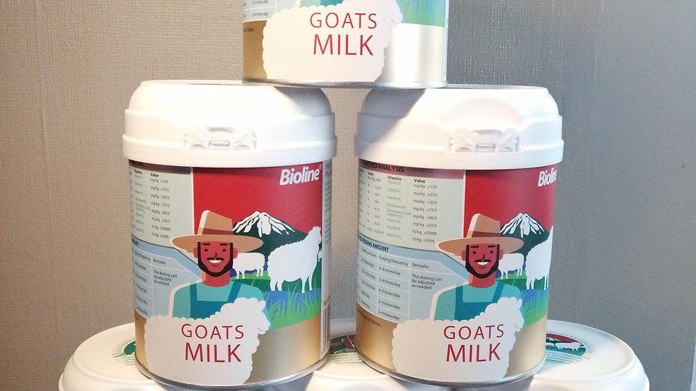 Bioline Goat Milk, leche de cabra para etapa de lactancia