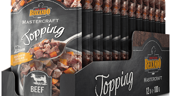 Belcando Mastercraft Topping Beef