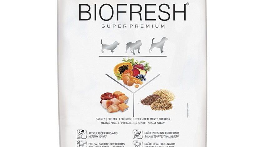 Biofresh Super Premium para perros adultos raza mediana
