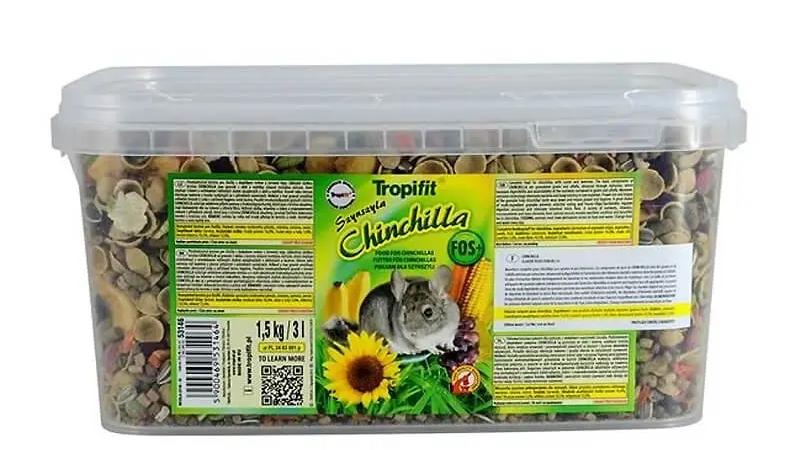 Tropifit Chinchilla 1.5 Kg