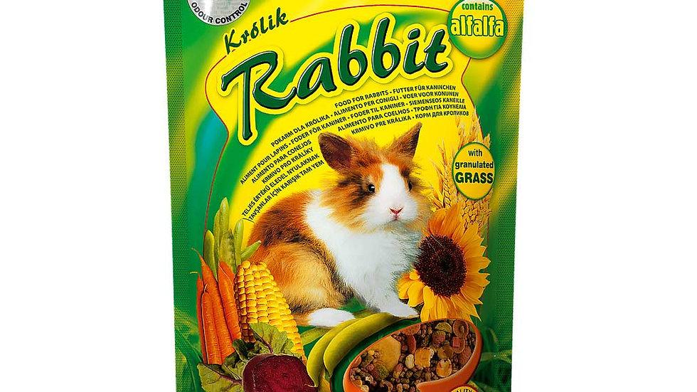 Tropifit Rabbit  500 gr. y 1,5 kg.