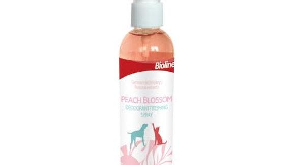 Bioline Peach blossom perfume