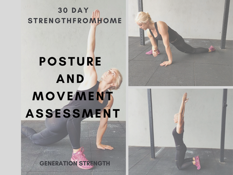 Completing your Posture and Movement Self - Assessment