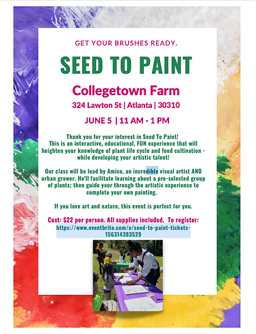 Seed to Paint