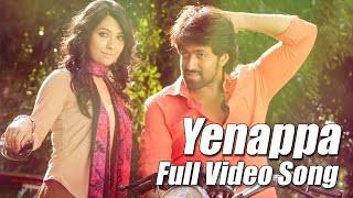 Yenappa Sangathi Lyrics - Mr & Mrs Ramachari kannada film/yash & radika pandith