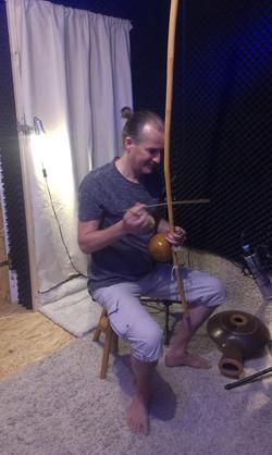Alfred Bäck - Percussions