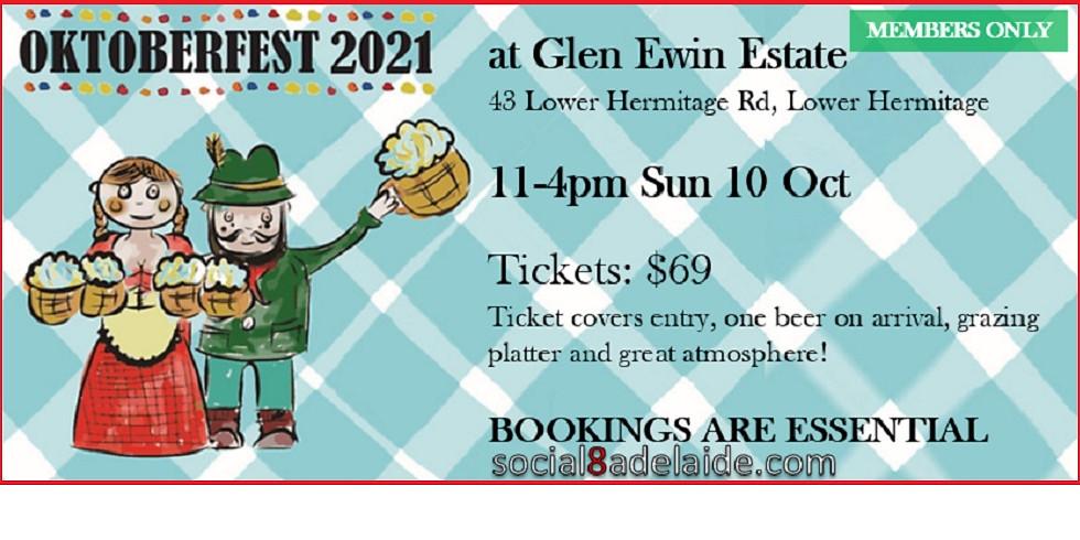 Oktoberfest at Glen Ewin Estate