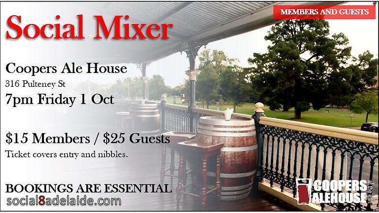 Social Mixer - SOLD OUT